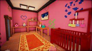 Детская комната и спальня - Серия 7, ч. 3 - Minecraft - Строительный креатив(, 2014-07-25T10:00:07.000Z)