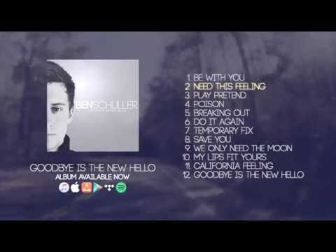Ben Schuller -   - Goodbye is the New Hello