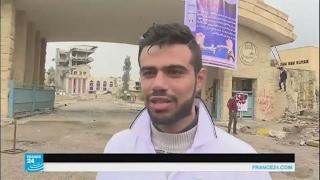 كيف تبدو جامعة الموصل بعد المعارك ضد تنظيم