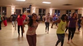Udi Udi Jaye | Raees | Shah Rukh Khan & Mahira Khan | Choreography