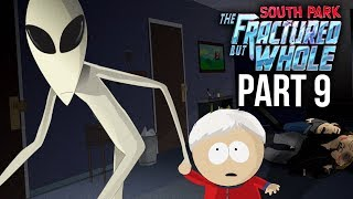 SOUTH PARK THE FRACTURED BUT WHOLE Gameplay Walkthrough Part 9 - NEW CLASS GADGETEER (Full Game)