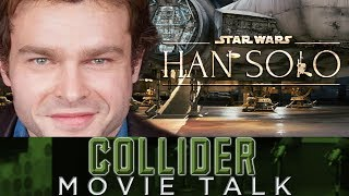 Han Solo Details Emerge: Acting Coach Hired, Editor Fired - Collider Movie Talk