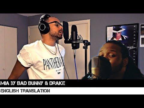 Mia by Bad Bunny & Drake (English Translation)