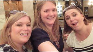 Leaving Chicago & American Girl Christmas Shopping! (August 16, 2015)