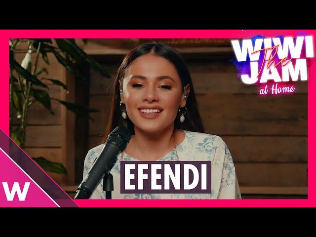 Efendi (Azerbaijan Eurovision 2021)