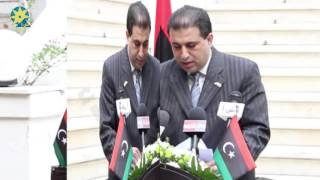 بالفيديو: السفير الليبي بالقاهرة العلاقات بي مصر وليبيا قوية ومترابطة
