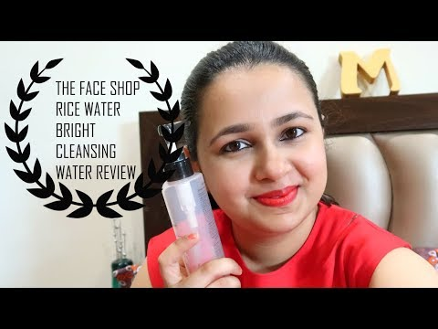 the-face-shop-rice-water-bright-cleansing-water-review