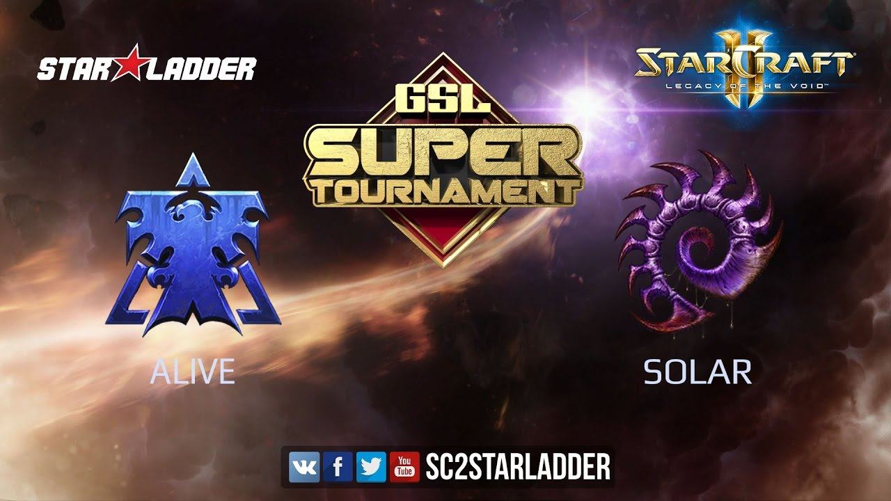 Gsl Super Tournament 2