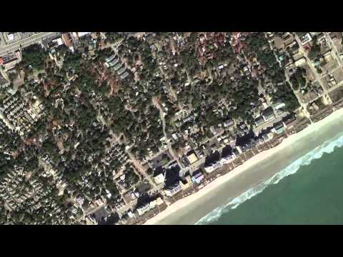 Google Earth to Drone Footage