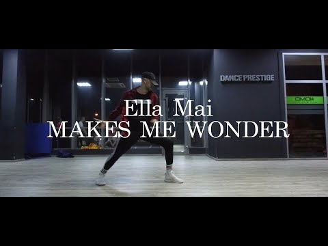 Ella Mai - Makes Me Wonder |  Choreography by @gabriel.apetroae