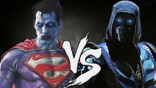 Injustice 2: Bizarro vs Sub Zero DLC BATTLE!