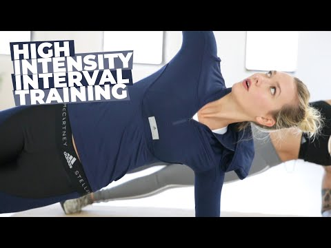 10 Minute Supermodel Workout | Karlie Kloss
