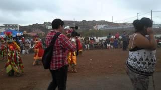 Tinkus Wistus Tenerife 2015 virgen de copacabana