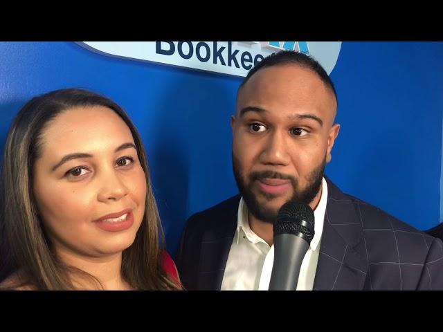 ATAXManhattanvilleNY la nueva oficina de Joel y Natalia Burgos