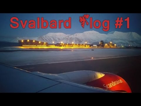 [Svalbard Vlog #1] Intro to the NSV