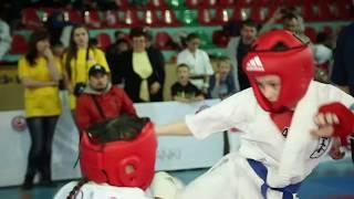 02 04 16 Чемпионат Азии по Шинкиокушинкай каратэ