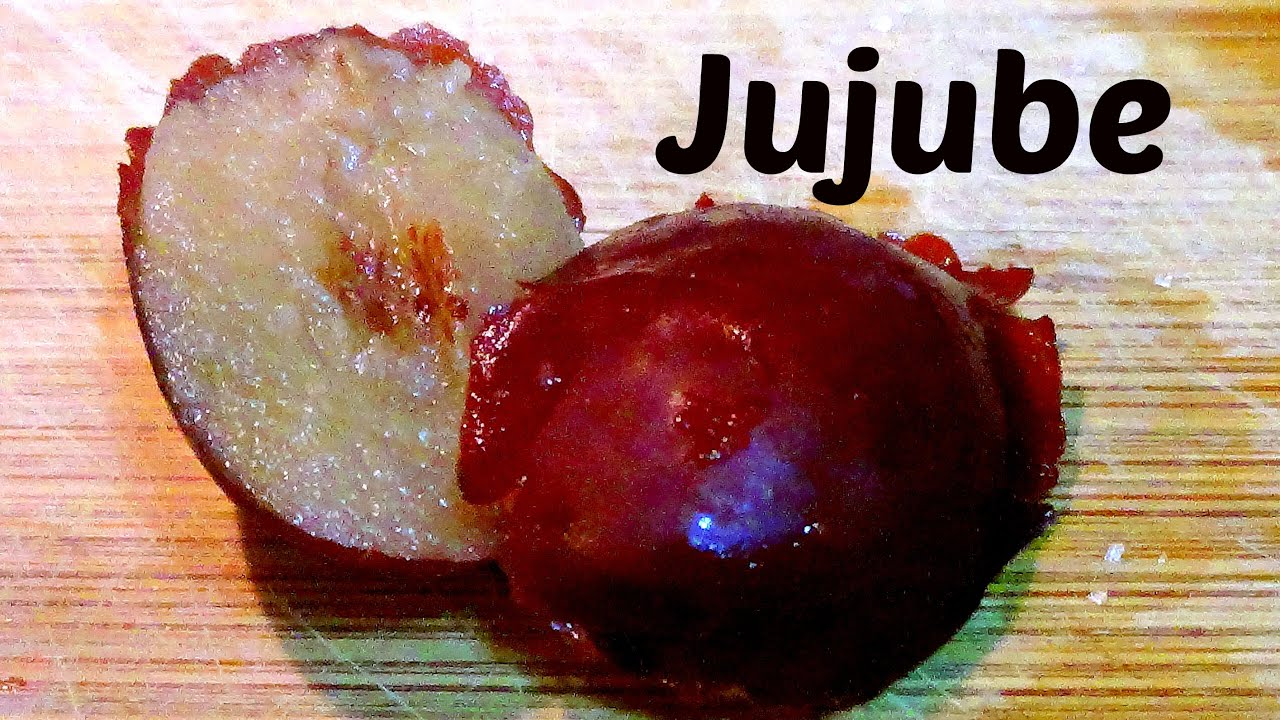 how to eat jujube fruit