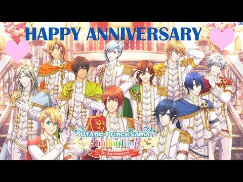 1st Anniversary Special Features & Pulls! | UtaPri Shining Live