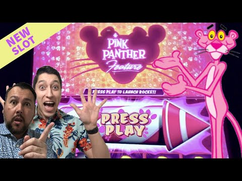 BRAND NEW PINK PANTHER SLOT MACHINES 🎰 Mystical Fortunes & Mega Mariachi