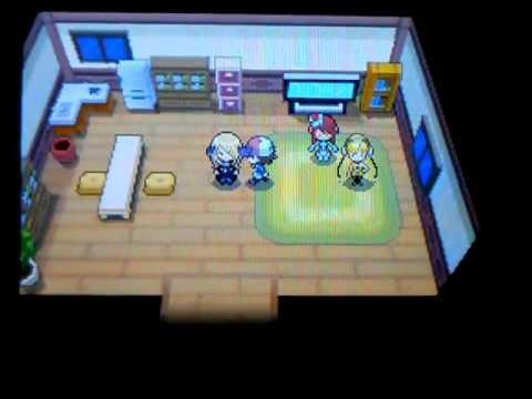 Pokémon Black and White - Cynthia's Vacation in Undella ...