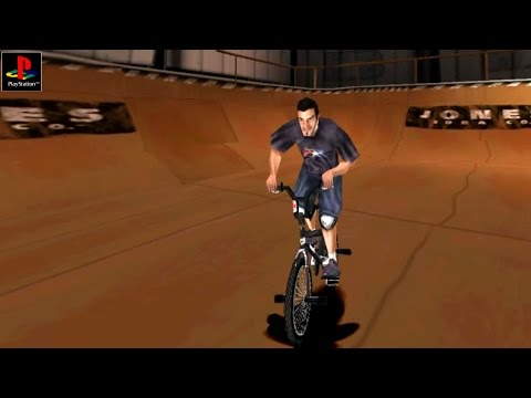 Mat Hoffman's Pro BMX - Gameplay PSX / PS1 / PS One / HD 720P (Epsxe)