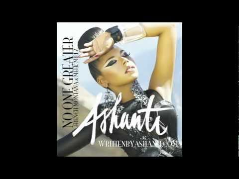 Ashanti: No One Greater ft. French Montana & Meek Mill (Audio with Lyrics)