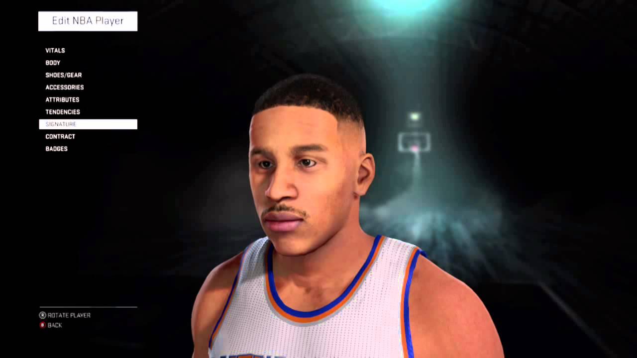 John Starks NBA 2K16 CAP 93 94 Season