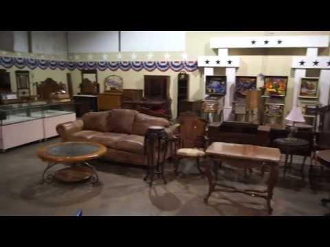 Antique & Modern Furniture Auction