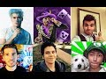 Los 6 rap de los YouTubers famosos