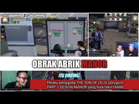 REVIEW MANOR ARSITEKTUR Pelaku Perayu SON OF ZEUS Qorygore di HOPE 101 - Design MANOR Episode 1
