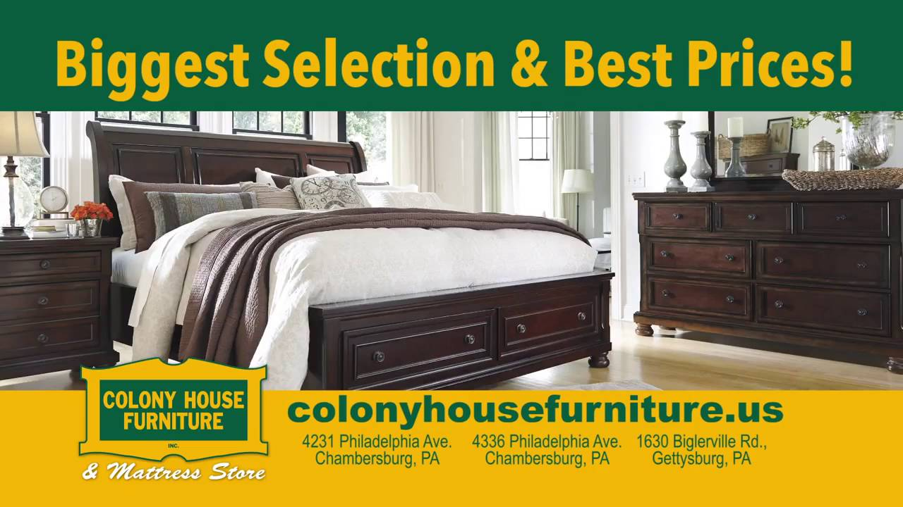 Colony House Furniture No Credit