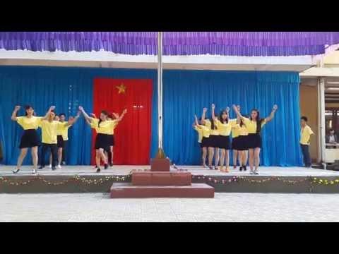 Lớp 10A1- Trường THPT Triệu Sơn I--- Minions Dace