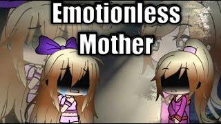 Emotionless Mother| GachaVerse Mini Movie| PETAL HEART|