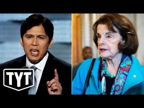 Diane Feinstein Barely Wins