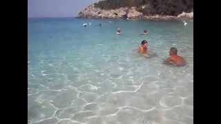 Parga Preveza Greece   Sarakiniko plaza...(Parga Preveza Greece Sarakiniko plaza..., 2014-09-13T13:30:35.000Z)