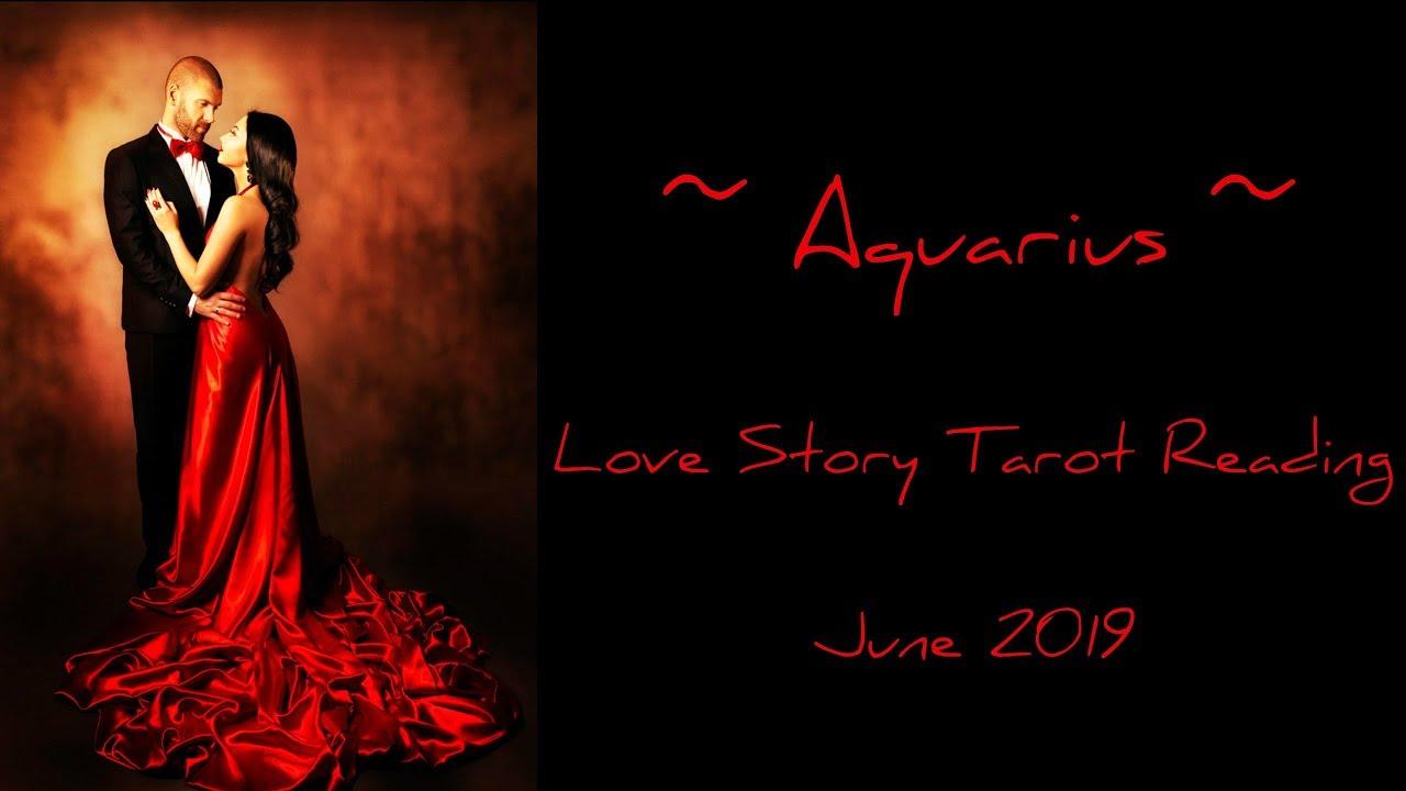 Aquarius - Both of your hearts are broken! - Love Story June 2019