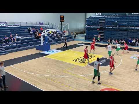 U19 SM-karsinnat Sykki - PuHu 2. puoliaika