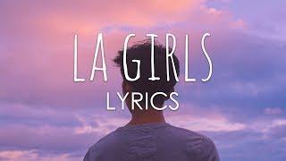 Charlie Puth - LA Girls (Lyric Video)