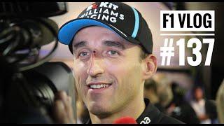 F1 VLOG 137: Kamień z serca? RK rozstanie się z Williamsem, i co dalej? Cud Romana = stres Hulka! Video