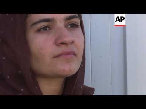 Yazidi survivors react to Nadia Murad...