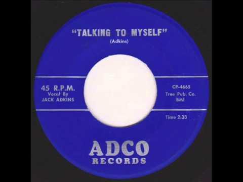 Jack Adkins - Talking to Myself (1961)