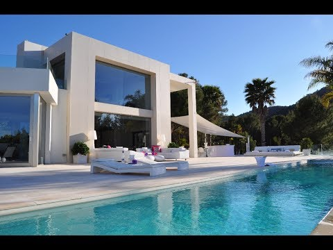 Newly built luxury villa in San Jose, Ibiza - BIRV1