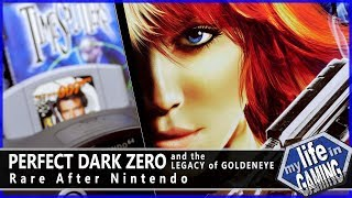 Perfect Dark Zero and the Legacy of GoldenEye - Rare After Nintendo #4 / MY LIFE IN GAMING