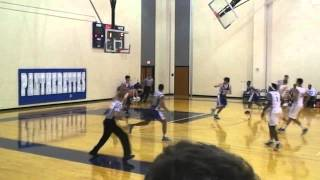 Anthony Ruiz - 2014 Summer AAU Highlights