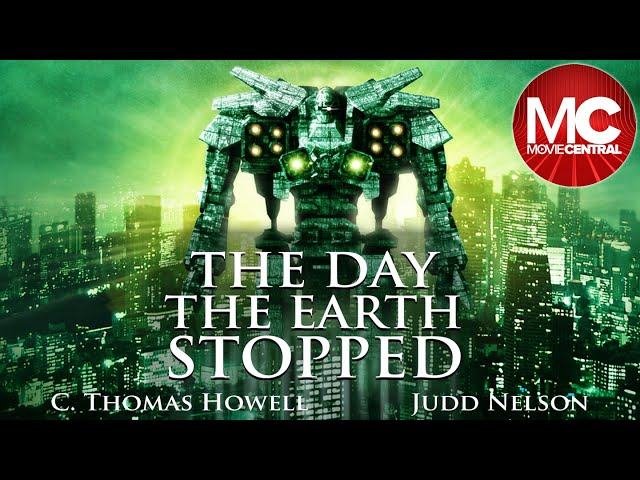 The Day The Earth Stopped | Full Sci-Fi Movie