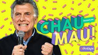 CHAU MAU | Traspaso de mando de Mauricio Macri a Alberto Fernandez