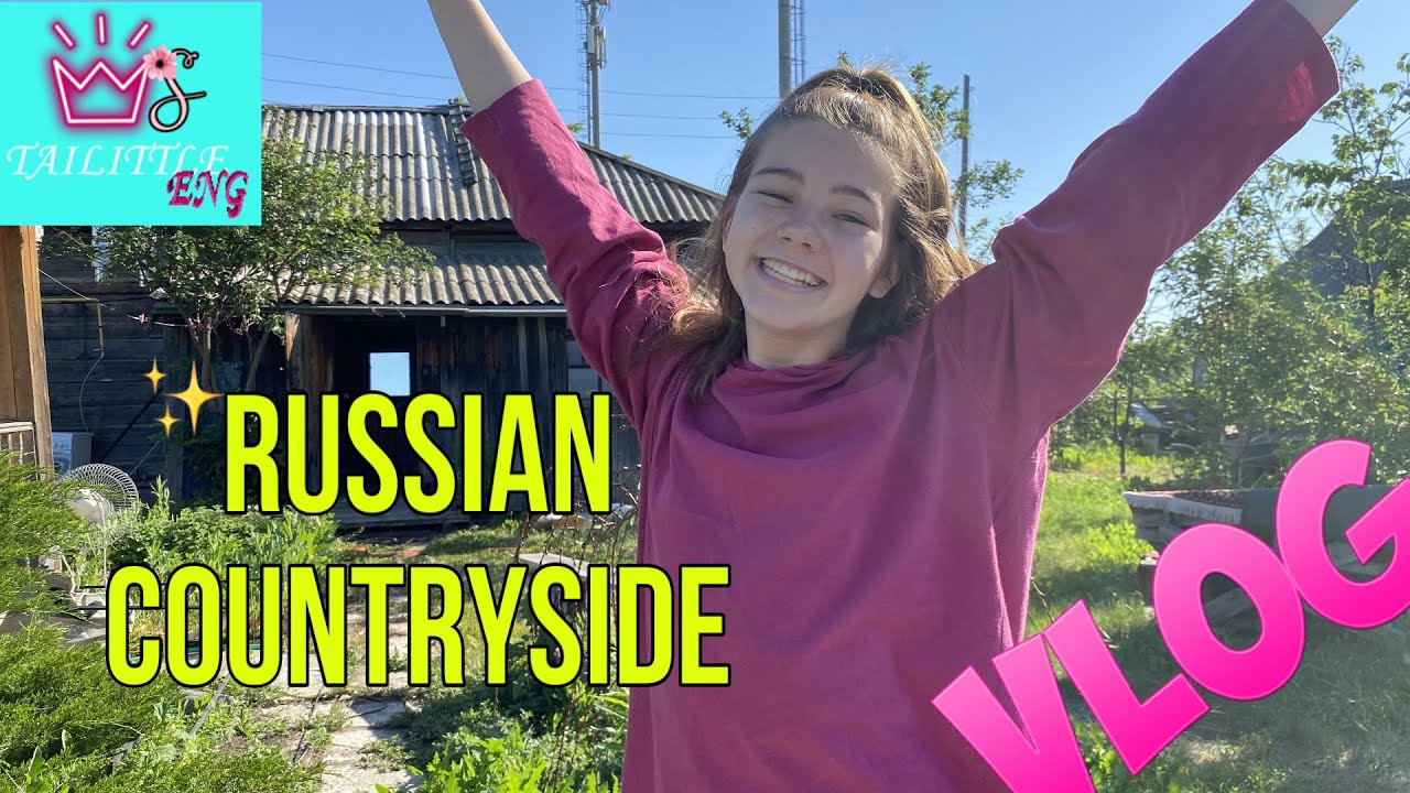 Download VLOG Russian countryside