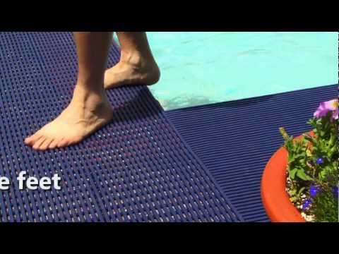 The Worlds' Best Barefoot Mat