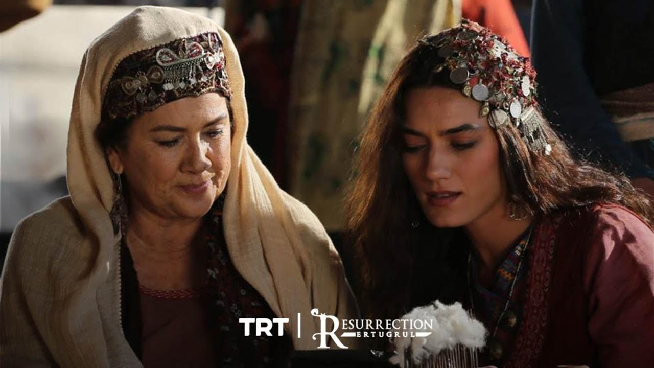 Role of women in the Turkic tribes