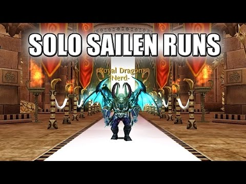 Solo Sailen Runs | DPS Warrior | Order & Chaos